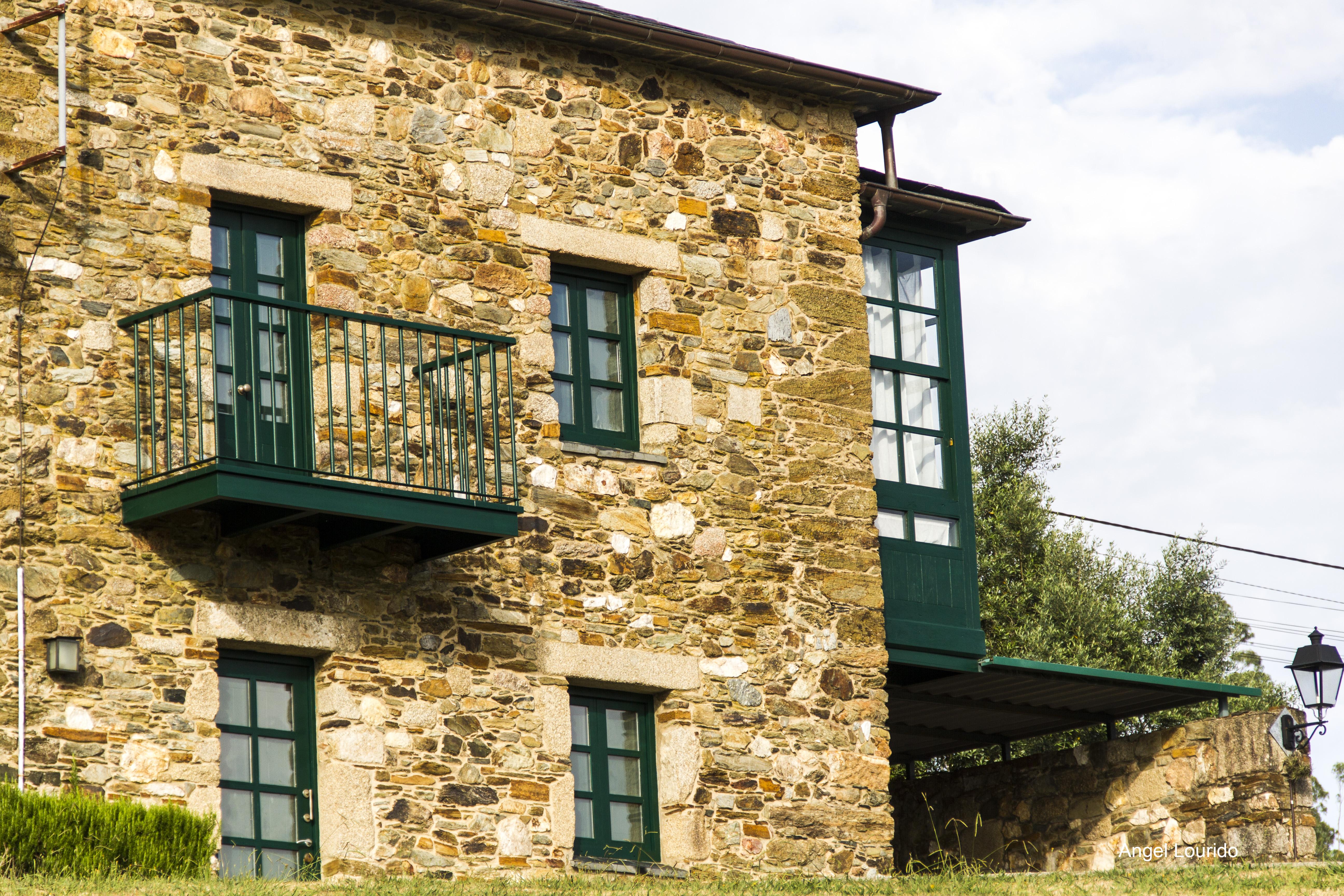 Galicia turismo casa de outeiro en san sadurni o a coru a - Casas en a coruna ...