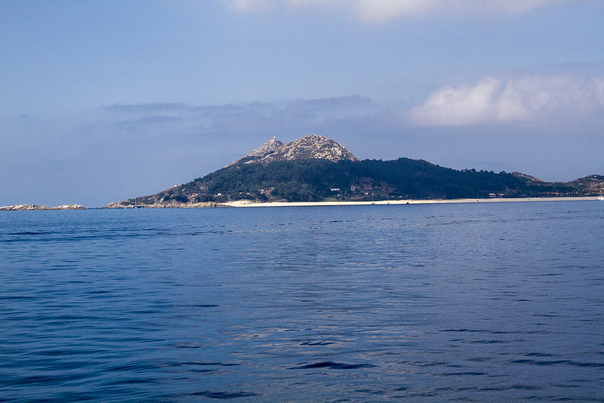 Monte Do Faro Islas Cies