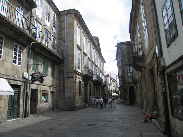 Galicia turismo santiago de compostela for Oficina correos santiago de compostela